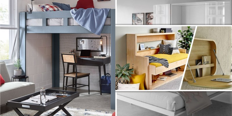 Transformable pieces as smart furniture to make your living feel larger than life 5