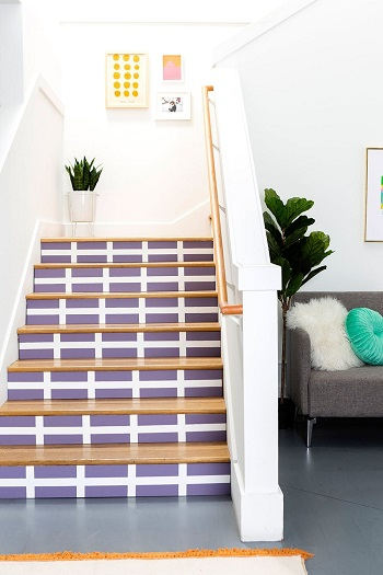 Update your stairs Captivating Entryway Ideas That Are Too Good To Be True