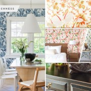 Wallpaper ideas to create life in spring sensation house this season fi