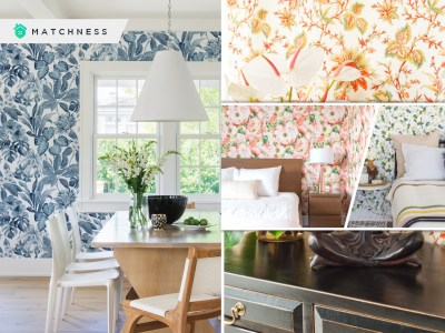 Wallpaper ideas to create life in spring sensation house this season fi
