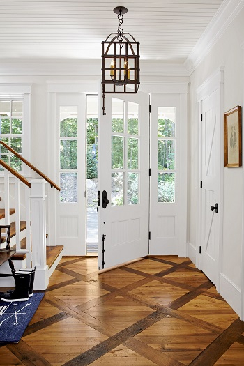 Wood flooring Captivating Entryway Ideas That Are Too Good To Be True