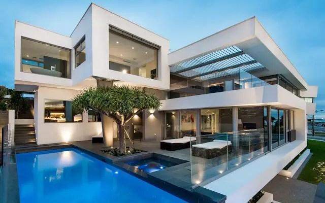 Beach house residence ideas
