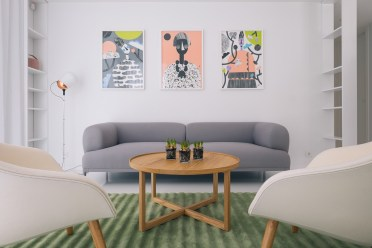 Comics-soft-colours-pastel-living-room