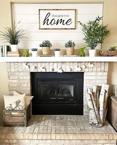 Fireplace-decoration