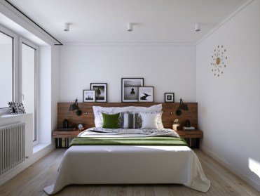 8-wooden-headboard-and-bedside-tables-along-with-sconce-lighting-made-for-book-lovers