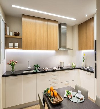 Budget friendly modern minimalist kitchen Galvanize Minimalist Kitchen Design Ideas For Your Modern Homes