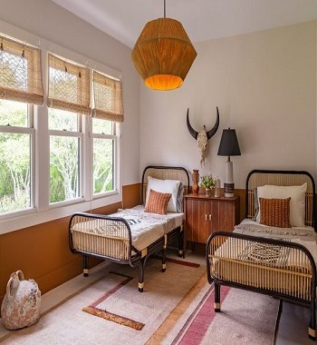 Burnt orange Undeniably Soothing Earth-Tone Decorating Ideas