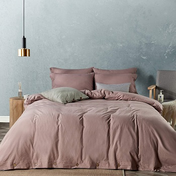 Dusty rose earth tone bedroom design Earth-Tone Bedroom Edition For Best Nature Feeling