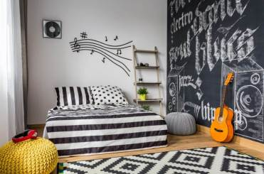 Hobby-inspired-teen-bedroom