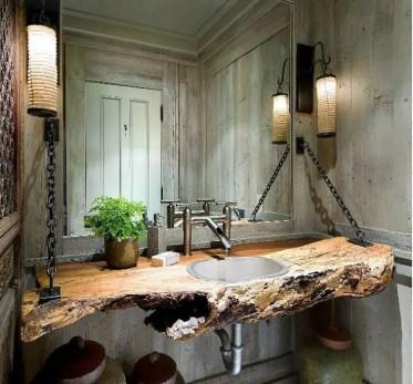 Rustic-bathroom-sink-ideas