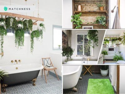 Spring bathroom decor ideas to turn your bathroom into an oasis 2