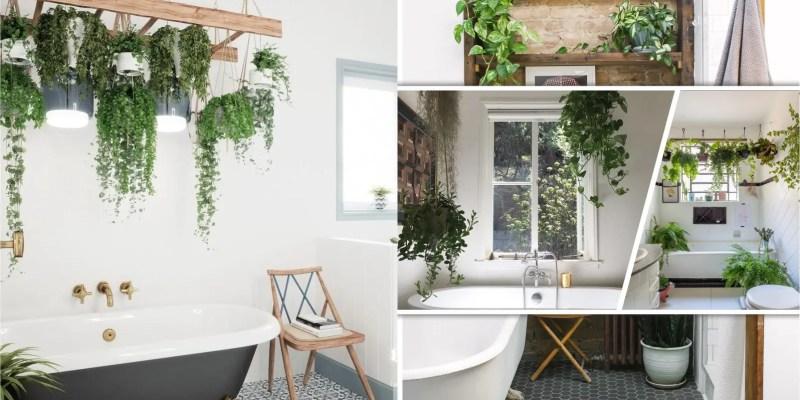 Spring bathroom decor ideas to turn your bathroom into an oasis 2