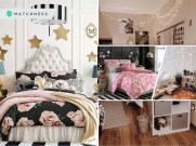 Teenage bedroom ideas with creative decoration 2