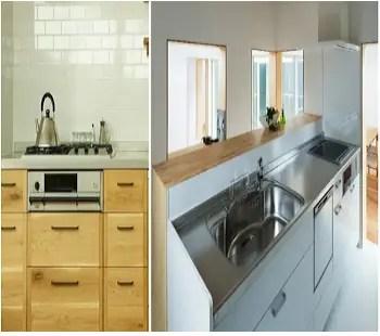 Tiny kitchen, tiny tools Earth-Toned Minimalist Kitchen Ideas With Simplicity And Harmony