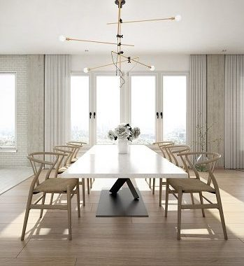 Ultra luxury apartment with high-end interiors to give you serenity time 6