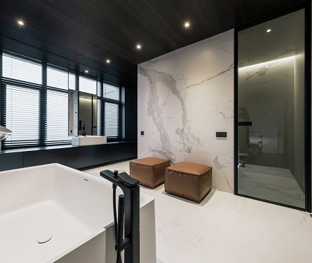 Ultramodern apartment with wondrous style that shows personality 5
