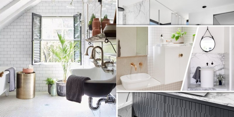 Under $100 decoration ideas to give our bathrooms a major design upgrade 2