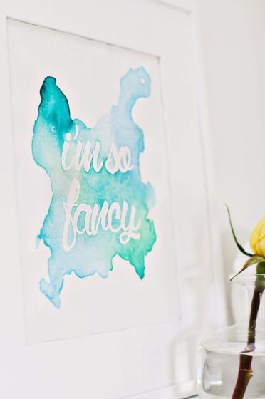 Watercolor-phrase-wall-art