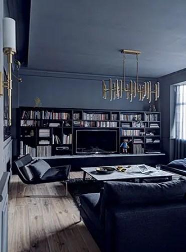 Dark-basement-ideas-lighting