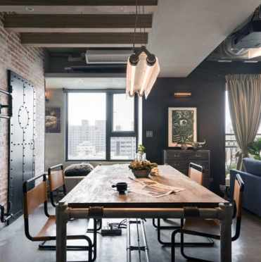 Interior-design-industrial-look