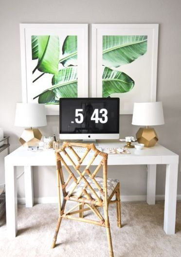 2-22-a-banana-leaf-print-wall-art-is-an-easy-way-to-add-a-tropical-feel-to-the-space