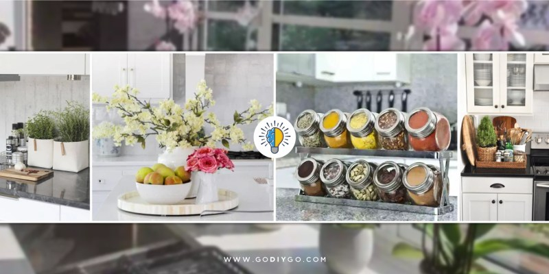 25 things to add to your countertop to beautify your kitchen fi