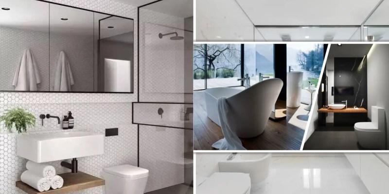 Definitely, stylish minimalist bathroom décor ideas to inspire you 2