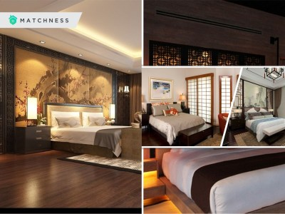 Earth tone japanese bedroom ideas to sooth your positive energy 2