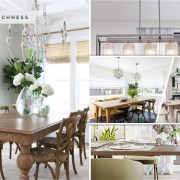 Fabulous lighting decor ideas to illuminate anythings in the dining room 2
