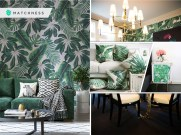 Get the fresh tropical leaf project for your home decor 2
