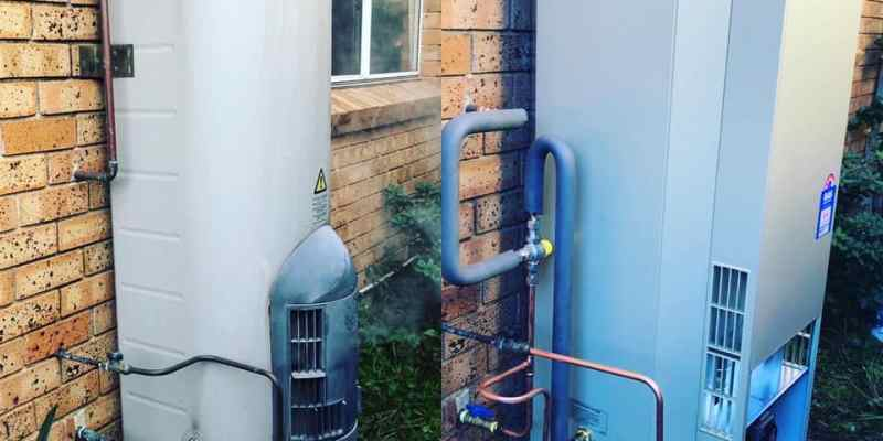 Hot-water-system-replacement