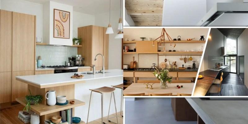 Japanese modern minimalist kitchen ideas that focused on functionality2