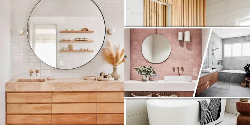 Most enchanting minimalist bathroom design ideas to have2