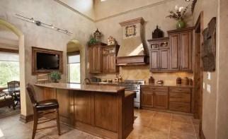 Southwestern spanish kitchen decor
