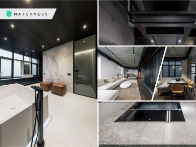 Ultramodern apartment with wondrous style that shows personality 2