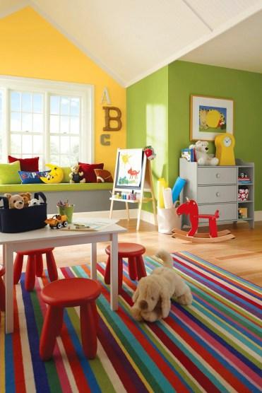 Idee per la camera da letto dai colori vivaci 4521-1778814
