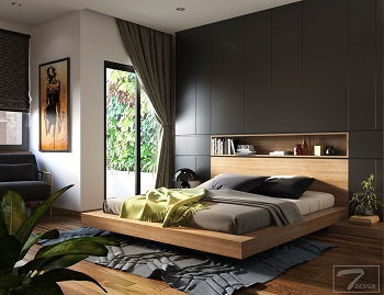 7 Perfect Room Design That Will Bring Out The Best Style Of Your Modern Wooden Bed