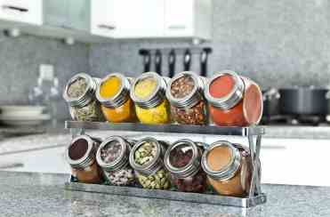 Spice-rack-on-the-counter-apr18
