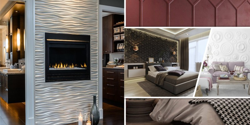20 accent wall ideas to beautify your home decoration 2