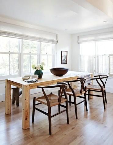 22-white-wood-rooms-deb-nelson-hh-jy14-thick-light-wood-tavolo da pranzo