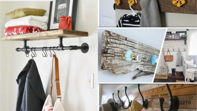 40 inspirations for your coat rack fi