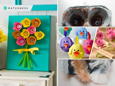 60 egg carton craft ideas for any utilization 2