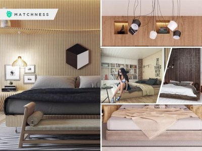 7 perfect room design that will bring out the best style of your modern wooden bed fi