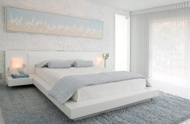Add-contrasting-textures-in-the-same-shade-for-an-exceptional-minimalist-room