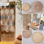 Bring bamboo to your home decoration with these 55 ideas 2