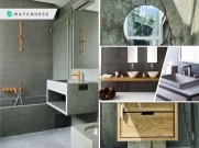 Harmonious minimalist bathroom sink design to boost your quality2