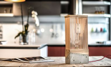 Twig-concrete-base-lamp