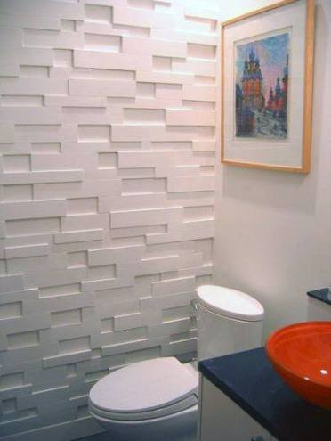 Interior-ideas-for-textured-wall-bathroom-wood-pattern