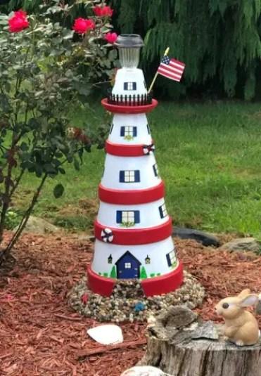 Pot-garden-lighthouse-the-best
