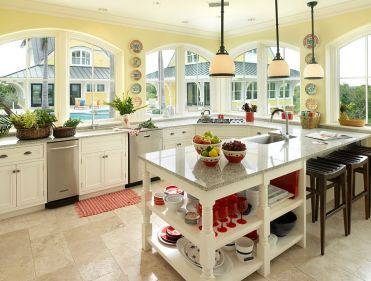 1-counters-bring-gray-in-a-subtle-fashion-to-the-tropical-kitchen